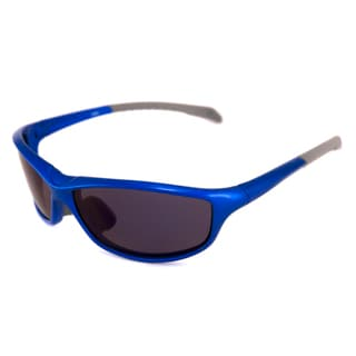 Alta Vision Men's/ Unisex La Jolla Polarized/ Wrap Sunglasses