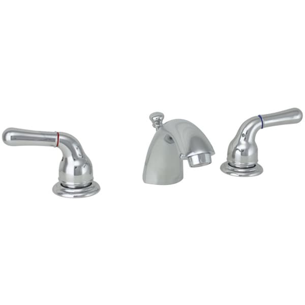 Premier 'Sanibel' Chrome 2-handle Widespread Bathroom Faucet
