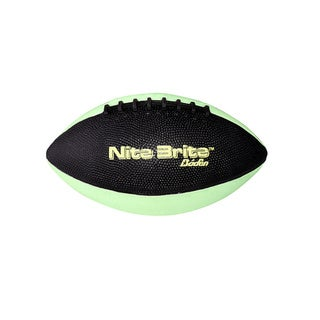 Nite Brite Glow-in-the-Dark Football