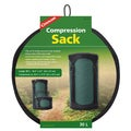 Green 30L Compression Sack
