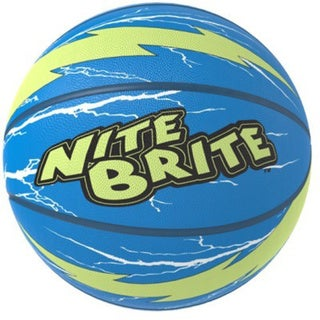 Nite Brite Glow-in-the-Dark Basketball