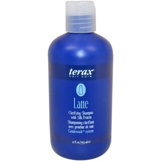 Terax Latte Clarifying 12-ounce Shampoo