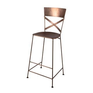 Jabalpur Copper Bar Stool (India)