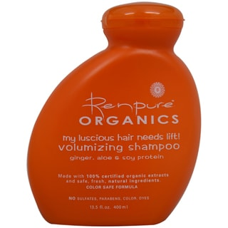 Renpure Organics My Luscious Hair Needs Lift! 13.5-ounce Volumizing Shampoo