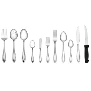 Towle Living Tuscan Bead 101-piece Flatware Set