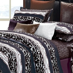 EverRouge Passionate 7pc cotton duvet set