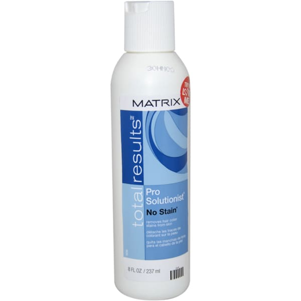 Matrix Total Results Pro Solutionist No Stain 8-ounce Stain Remover