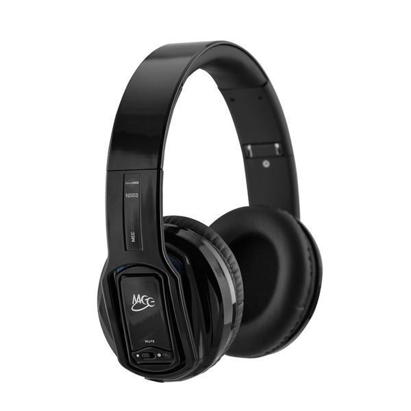 MEElectronics NoiseSHIELD NS63 Active Noise Canceling Headphones