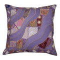 Khambadia Decorative Throw Pillow (India)