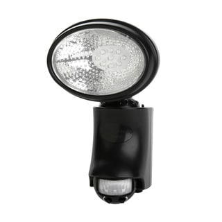 Motion Action 1-light 9 LED Solar Flood Light