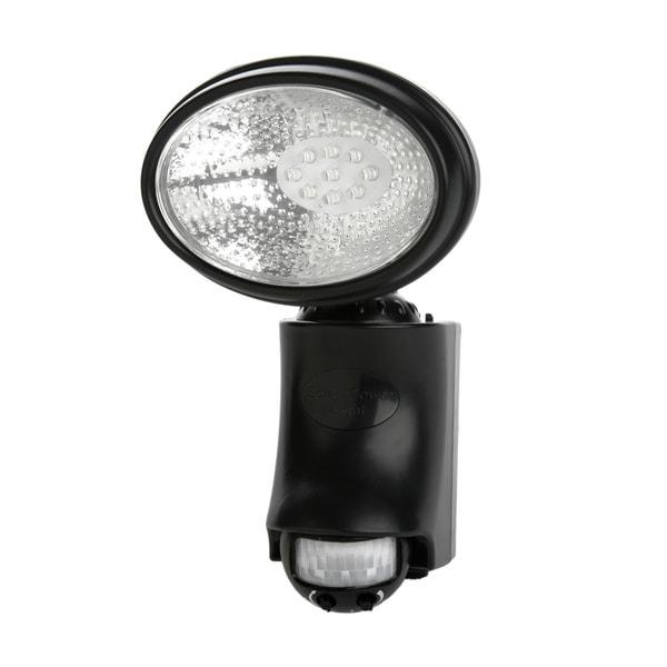 Motion Action 1-light 9 LED Solar Flood Light