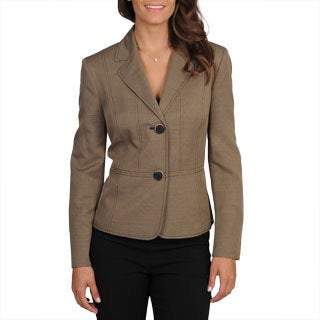 Evan Picone Women's 2 Button Blazer