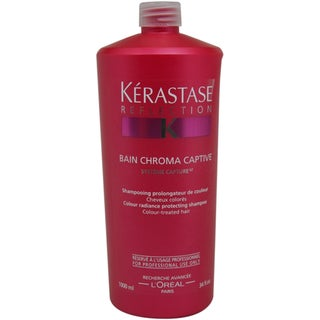 Kerastase Reflection Bain Chroma Captive 34-ounce Shampoo