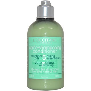 L'Occitane Volumizing 8.4-ounce Conditioner for Fine and Normal Hair