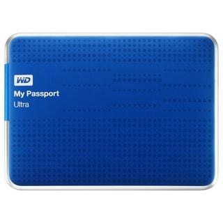 WD My Passport Ultra WDBMWV0020BBL-NESN 2 TB External Hard Drive