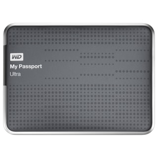 WD My Passport Ultra WDBMWV0020BTT-NESN 2 TB External Hard Drive