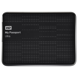 WD My Passport Ultra WDBPGC5000ABK-NESN 500 GB External Hard Drive