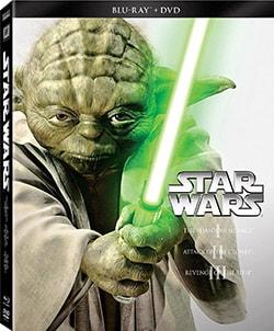 Star Wars Trilogy Episodes I-III (Blu-ray/DVD)