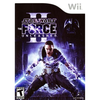 SW FORCE UNLEASHED II WII