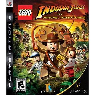 PS3 - LEGO Indiana Jones