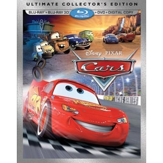 Cars 3D (Ultimate Collector's Edition) (Blu-ray/DVD) 11547589