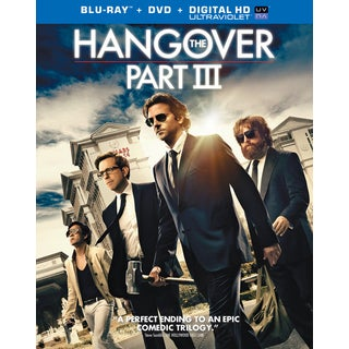 The Hangover Part III (Blu-ray/DVD)
