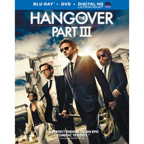 The Hangover Part III (Blu-ray/DVD) 11547596