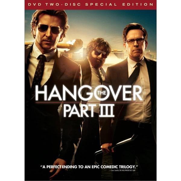 The Hangover Part III (DVD)