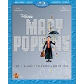 Mary Poppins (50th Anniversary Edition) (Blu-ray/DVD)