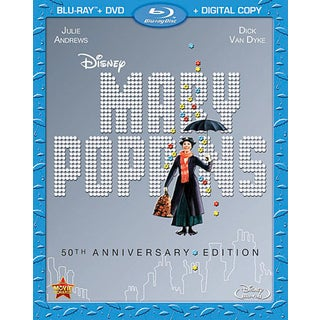 Mary Poppins (50th Anniversary Edition) (Blu-ray/DVD) 11547604