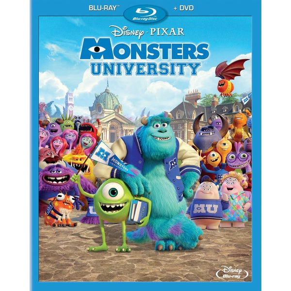 Monsters University (Blu-ray/DVD) 11547606