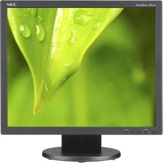 """NEC Display AccuSync AS193I-BK 19"""" LED LCD Monitor - 5:4 - 14 ms"""