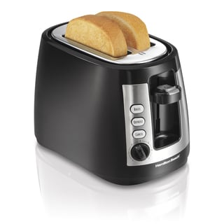 Hamilton Beach 2-Slice Warm Mode Toaster with Retractable Cord