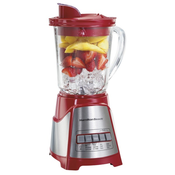 Hamilton Beach 58147 Ensemble Multi-Function Glass Jar Blender