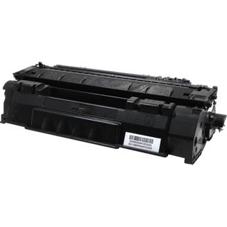 eReplacements Toner Cartridge - Replacement for HP (CE505A) - Black