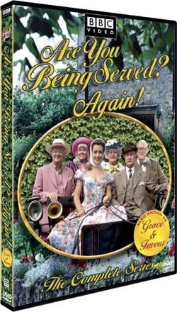 Are You Being Served? Again: The Complete Series (DVD)