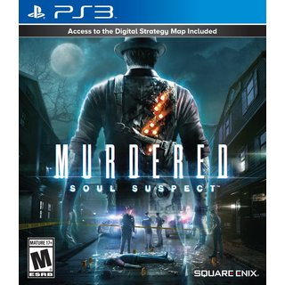PS3 - Murdered Soul Suspect