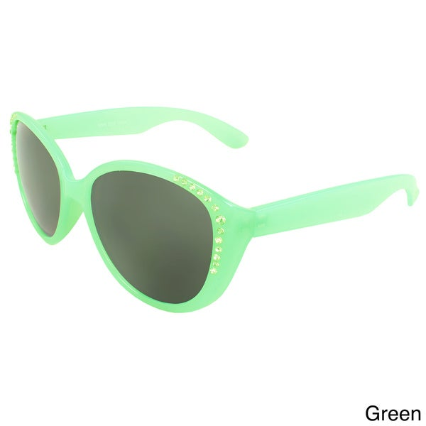 Colorplay Colored Cat-eye Sunglasses