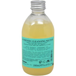 Davines Authentic Cleansing Nectar 9.47-ounce Hair and Body Oil Shampoo