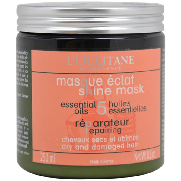 L'Occitane Aromachologie Repairing Dry and Damaged 8.8-ounce Hair Mask