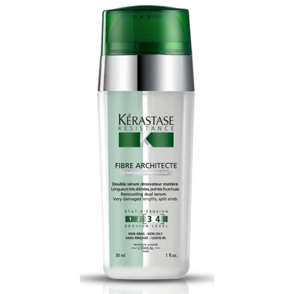 Kerastase Resistance Fibre Architecte 1-ounce Renovating Dual Serum