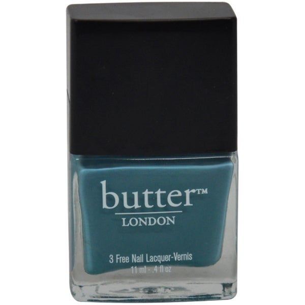 Butter London Artful Dodger Teal Nail Polish
