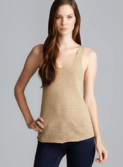 Alternative Eco Olive Racerback Tank
