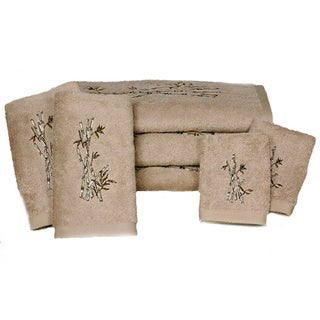 Bamboo Tree 7-Piece Bath Set (China)