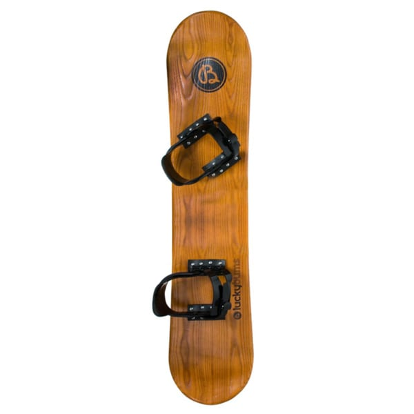 Kid's Wooden Heirloom Snowboard (120cm)