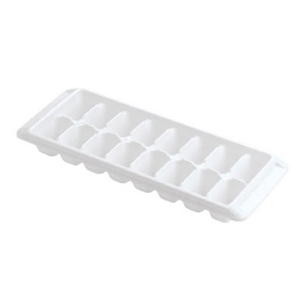 Easy Release White Ice Cube Tray