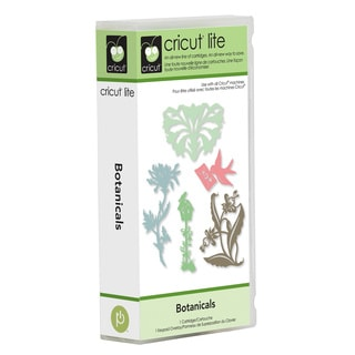 Cricut Botanicals Cartridge