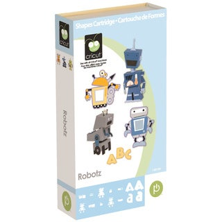 Cricut Robotz Cartridge