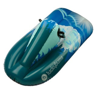 Kid's Inflatable Racer Sled