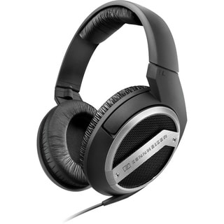 Sennheiser HD 449 Black Around Ear Stereo Headphones